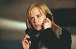 Nicole Kidman plays an interpreter who overhears an  assassination attempt.