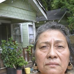 Gertrudis Cortez financed a house so her kids would have a place to stay.