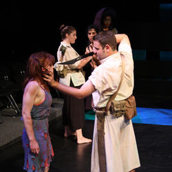 The Bacchae is filled with murder and rage.