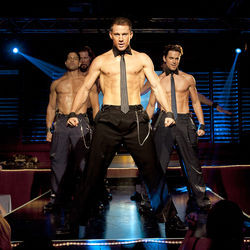 At least Channing Tatum's impossible body doesn't disappoint.