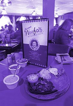 The original Ninfa's made fajitas popular.