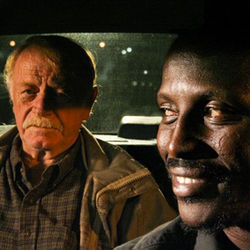 William (Red West) has a strange request for his taxi driver (Souléymane Sy Savané).