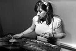 A little yin on the ones and twos: Gracie Chavez mixes 
