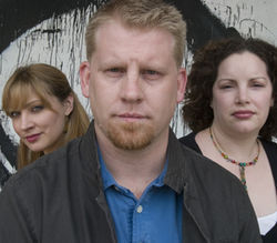 Jenni Rebecca Stephenson, Clinton Hopper and Amy Hopper started Nova Arts Project in 2005.