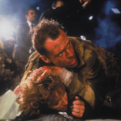 Die Hard had it all — even hair.