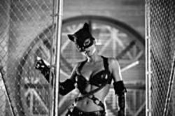 Leather straps and female whoop-ass: Halle Berry as Catwoman.