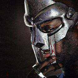 Is this MF Doom or not? Who the hell knows?