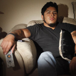 Iraq vet Anthony Gonzales was diligent in documenting his back injury on the way out of the service and has been able to draw disability pay. He says that the medical treatment he got in the VA was frustrating and ineffective.