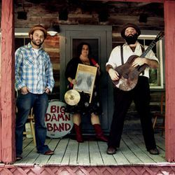 Reverend Peyton's Big Damn Band: Now running background checks on all potential hitchhikers.