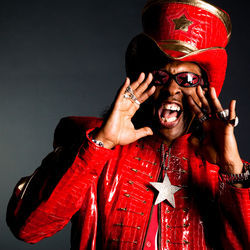 "Calling all Cars: The funk, says Bootsy Collins, is ""making something out of nothing."""