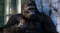 Go ahead, ogle them: Naomi Watts and a turned-on  ape.