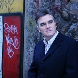 Morrissey is not naturally evil...or so he says.