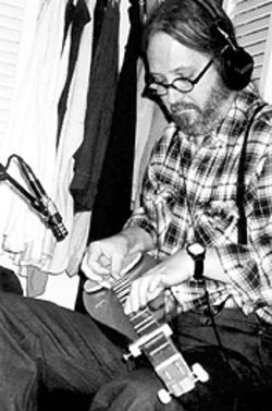 David Schnaufer, the man who took the dulcimer out of the closet.