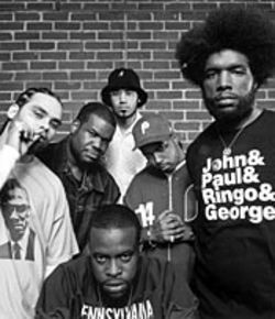 The Roots: The real true sound of Philadelphia.