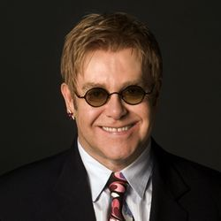 The English Cheddar Man, a.k.a. Elton John