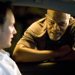 Lakeview Terrace (with Patrick Wilson and Samuel L. Jackson) is a rare American film that looks at race in shades of gray.