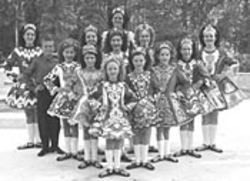 The McTeggart Irish Dancers