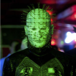 Turns out Pinhead is a pretty sweet guy.
