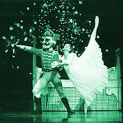 The Nutcracker, now showing only at  Bayou Theatre, Cullen Performance Hall, Moody Gardens and the Wortham.