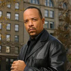 Original gangsta Ice-T readies his hustla game for Sesame Street.