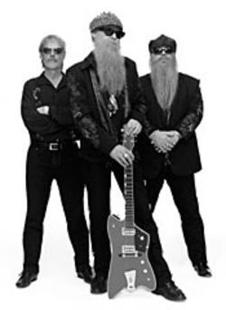 In case you've been living under a rock, this is ZZ Top.