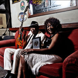 Milton Hopkins and Trudy Lynn were recently honored with the Albert King and KoKo Taylor awards for best guitarist and female vocals, respectively, at the 2011 Jus' Blues Music Foundation's awards in Memphis.
