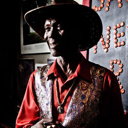 Drummer Jackie Gray has kept time for Earl Gilliam, Texas Johnny Brown, the late Clarence Green and numerous other Houston blues greats.