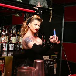Billie Jo keeps Houston's psychobilly flame lit at her weekly nights, now at Numbers.
