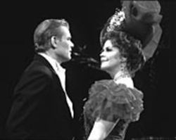 Opera singers or matinee idols? Bo Skovhus and Susan Graham seem like both in Widow.
