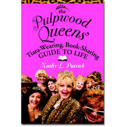 Patrick's memoir The Pulpwood Queens' Tiara-Wearing, Book-Sharing Guide to Life was published in 2008.