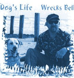 A new album, a lovely wife, a house and a golf cart: Wrecks Bell has all the creature comforts he needs.