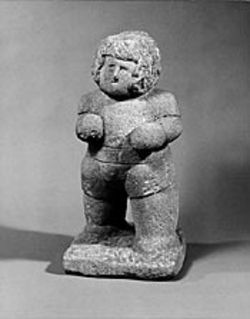 William Edmondson's Jack Johnson