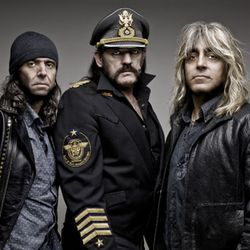 Motörhead, warts and all...