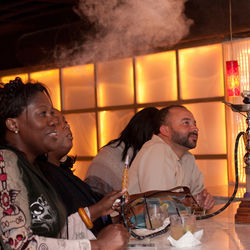 Waiting to Exhale: Uptown Hookah&#039;s customers say regular tobacco doesn&#039;t compare to the bar&#039;s namesake waterpipes.