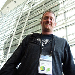 "Craig Hockenberry's Iconfactory had to cough up a patent settlement to patent-troll Lodsys: ""Everybody focuses on the percentage of money that was spent to license the patent. To me, that's actually less damaging than what's done to your spirit."""