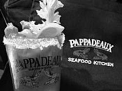 Pappadeaux's Absolut Peppar Bloody Mary