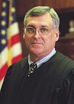 To view Judge Samuel Kent's AlmostMySpace page, click here.