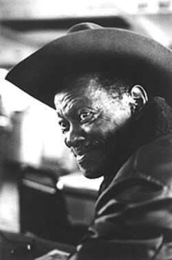 Gatemouth Brown is the Gulf Coast's Duke Ellington.