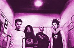 Static cling: The Goth-rockers of Static X make you wanna dance and punch somebody at the same time.