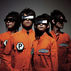 Polysics: Devo meets Deerhoof.