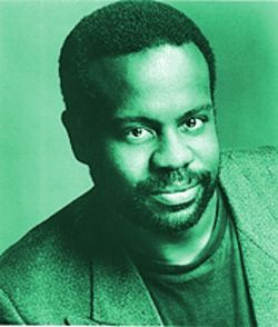 Singer/narrator Kevin Deas
