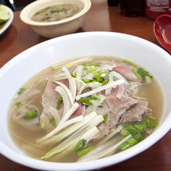 The Pho Binh experience is worth the drive.