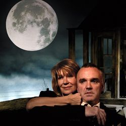 Grown-up love story: Moon for the Misbegotten, with Annalee Jeffries and James Black.