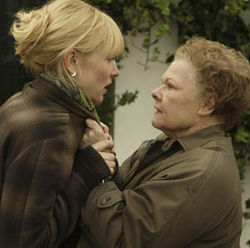 Sheba and Barbara (Cate Blanchett and Judi Dench) end up a sordid lot deserving of their fates.