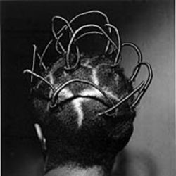 Nigerian hairstyles can be like abstract sculptures.