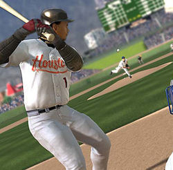 Major League Baseball 2K6: Too indie for you.
