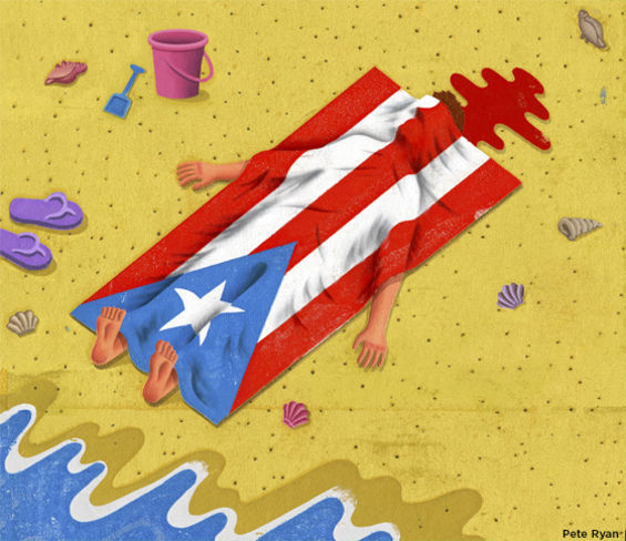 Bloody Tide: How Puerto Rico Affects the U.S.