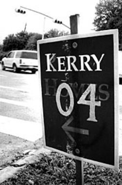 Perry Homes, or anti-Kerry homes?