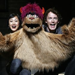 Porn addict: Trekkie Monster (with Minglie Chen and Christian Anderson)