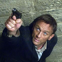 Daniel Craig&#039;s second outing as Bond is frustrating, sloppy and brusque.